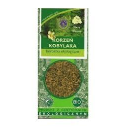 KORZEŃ KOBYLAKA herbatka ekologiczna