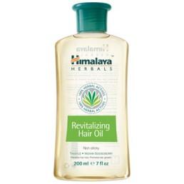 Rewitalizujący olejek do włosów