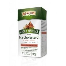 Zioła Mnicha polecane na cholesterol
