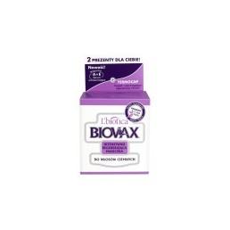BIOVAX Intensywnie Regenerująca Maseczka do włosów ciemnych