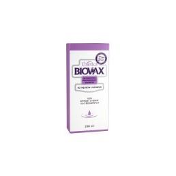 BIOVAX Intensywnie regenerujący SZAMPON do włosów ciemnych